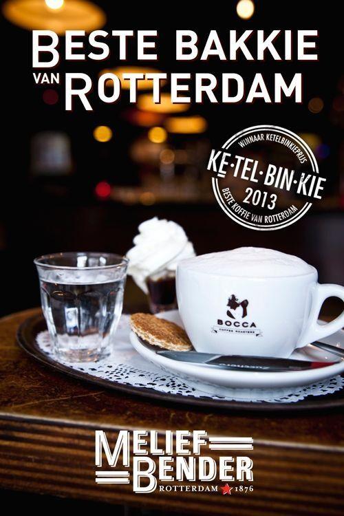 Melief wint ketelbinkie koffieprijs 2013 melief bender for Kerstbrunch rotterdam